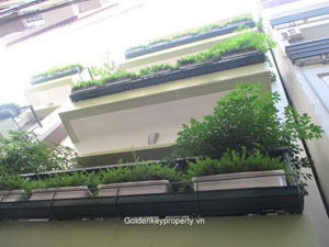Brand new house for rent in Xom Chua, Tay Ho Hanoi