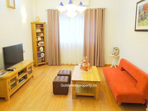 Modern house 2 bedroom in Dang Thai Mai street, Tay Ho Hanoi
