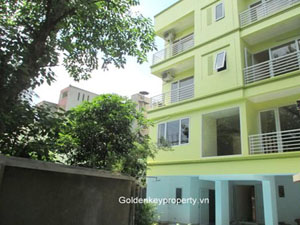 Rental house with outdoor pool and 4 bedroom in Tay Ho Hanoi