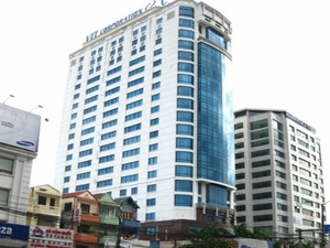 VIT Tower in Ba Dinh Hanoi, Office Building for Lease in Kim Ma