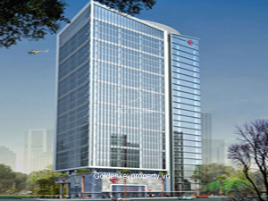 BIDV Tower, office for lease in Tran Quang Khai Street Hanoi