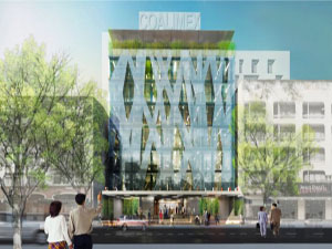 Coalimex Building, Office for Lease in Hoan Kiem district Hanoi