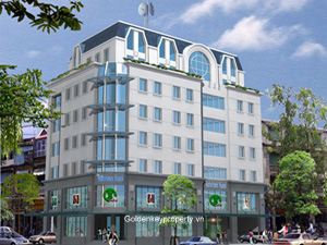 Naforimex Building, office for lease in Ba Trieu street Hanoi