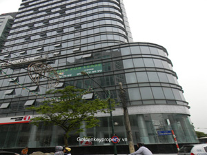 VID Tower office for Lease in Tran Hung Dao, Hoan Kiem Hanoi