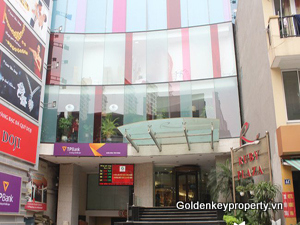 Office space for lease in Ruby Plaza building 44 Le Ngoc Han Street