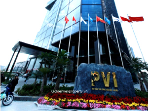 PVI Office Building for Lease in Cau Giay District Hanoi